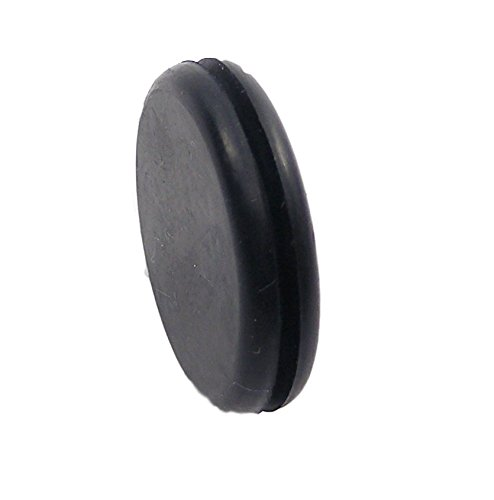 Rubber Hole Plug 1 for Diameter Hole 2 Pack