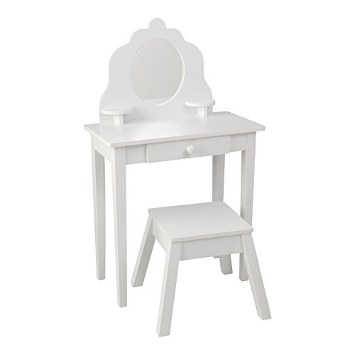 KidKraft Medium Diva Table & Stool 【joybaby】 [並行輸入品]   B07HLS4MVC