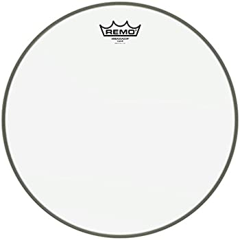 remo ambassador clear drum head 14 inch musical instruments. Black Bedroom Furniture Sets. Home Design Ideas