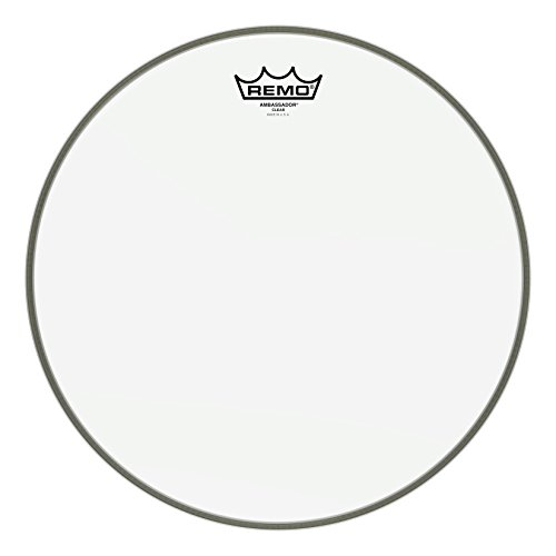Remo Ambassador Clear Drum Head - 14 Inch ()