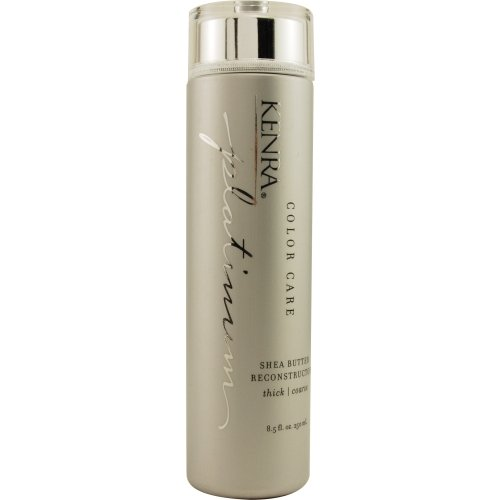 Color Care Kenra Platinum - Kenra Platinum Color Care Shear Butter Reconstructor For Thick Hair 8.5 oz