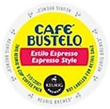 Cafe Bustelo Espresso 108 K-Cups + 12 Bonus K-Cups … For Sale