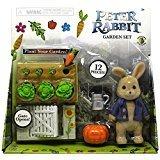 Peter Rabbit Garden Set With Peter Action Figure 3.5' (2018 Release)