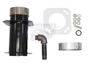 Beckett cg4wmf3 welded air tube insertion for weil mclain for Beckett tech support