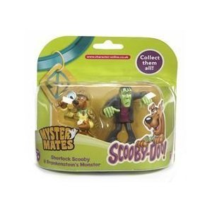 Scooby Doo Mystery Mates (Scooby Doo Mystery Mates - Sherlock Scooby & Frankenstein's Monster)
