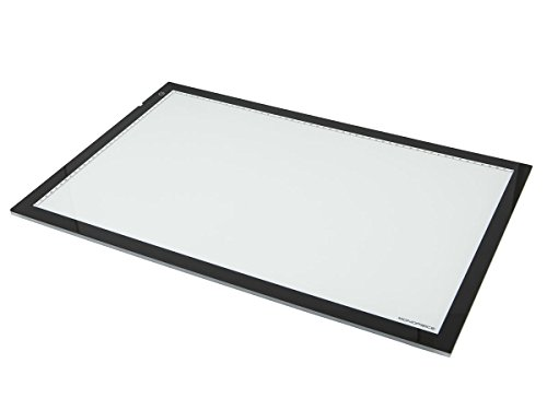 MonoPrice Ultra-thin Light Box for Artists, Designers and...