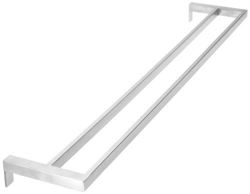 Blomus Menoto Stainless steel Twin Towel Rail, 84cm (Blomus Towel Rack)