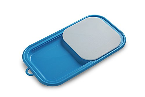 All Time – 406829-1 Plastics Easy Chop Chopping Board, Blue Price & Reviews