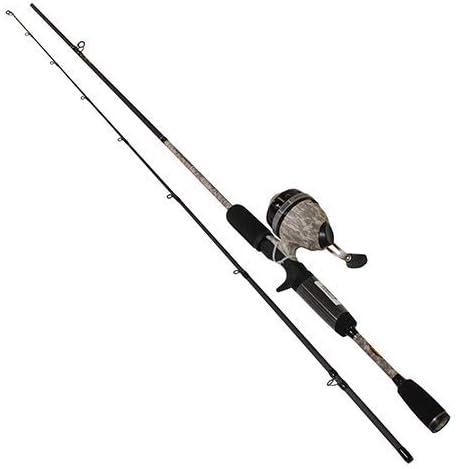 Lews Fishing, American Hero Camo Speed Spin Spinning Combo, 3;:1 ...