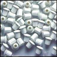 WIDGETCO 3/16'' and 5mm White Hole Plugs(QTY 5,000)