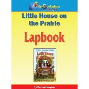 Little House on the Prairie Lapbook - PRINTED (Little House In The Big Woods Lapbook)