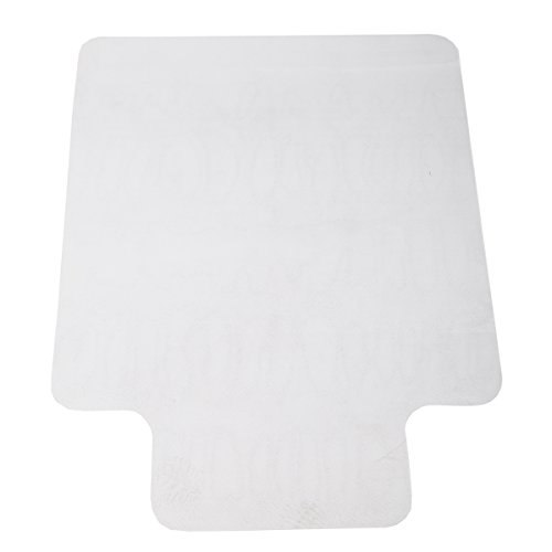 Office Chair Mat 48 x 36 PVC Home Office Chair Protector Mat for Wood/Tile Floor