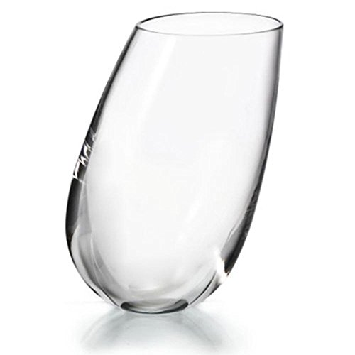 Vista Alegre Crystal Blues Highball - Set of 4 by Vista Alegre