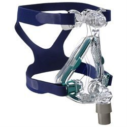 Resmed Mirage Quattro Full Face Mask Complete System - Size Medium
