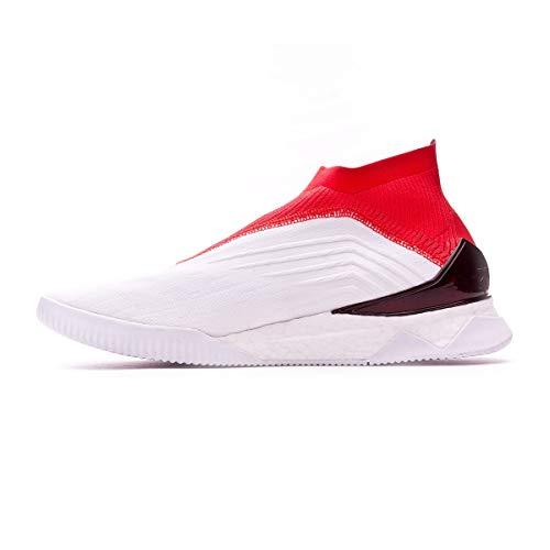 Negb Predator Hommes 18 Tr Tango Pour Baskets ftwbla Adidas Blancs 1qdz6U1