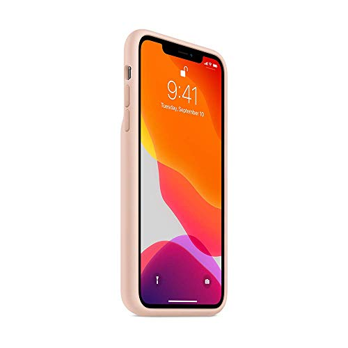 Apple Smart Battery Case with Wireless Charging (for iPhone 11 Pro Max) - Pink Sand