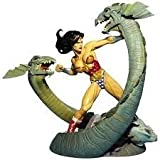 Wonder Woman & Serpents Mini Statue Designed by Adam Hughes by DC Comics by DC Comics