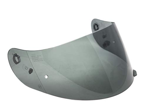 - HJC Helmets HJ-09 Unisex-Adult Full-Face-Helmet-Style Replacement Helmet Face Shield (Smoke,One Size)