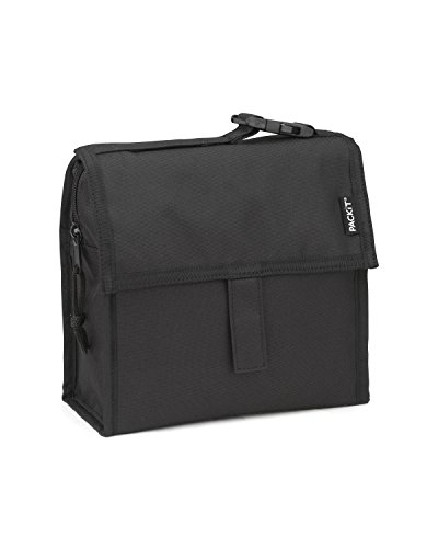 PackIt Freezable Mini Lunch Black product image