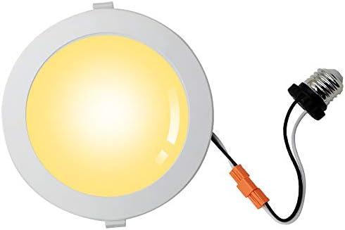 Zemismart WiFi RGBCW LED Downlight 14w Smart Ceiling Light Voice Control