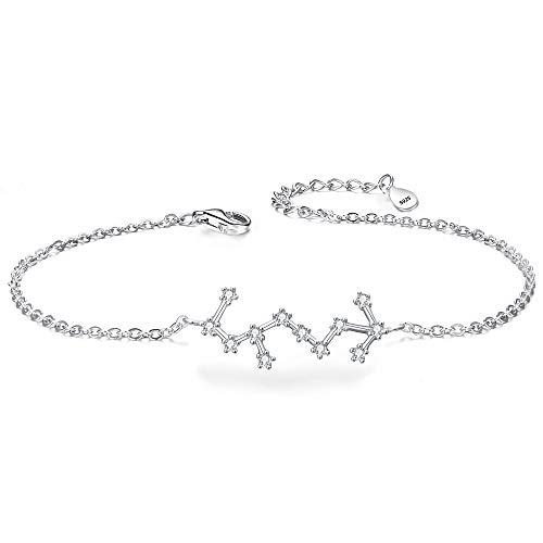 BriLove 925 Sterling Silver Bracelet -