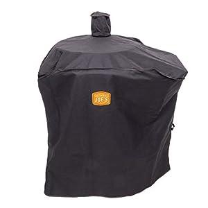 Oklahoma Joe's 8788124P04 Bronco Drum Smoker Cover, Black
