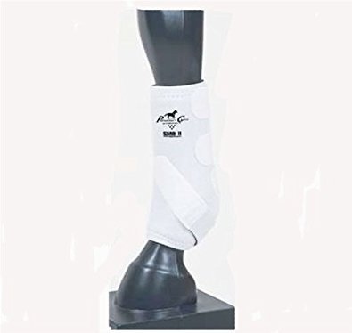 Professionals Choice Equine Smbii Leg Boot, Pair (Small, Royal Blue)