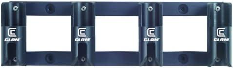 Clam 9556 Rod Holder Multi Position 4 Rod Holder