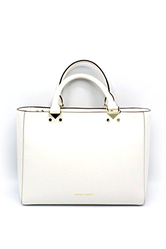 Bianco Y3D091YH23A ARMANI TOTE BAG NELLIE EMPORIO zngpOBqCp