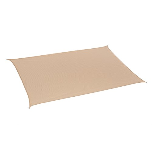 California Sun Shade Rectangle Desert product image