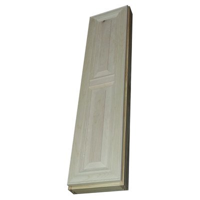 Andrew 11″ x 49″ Surface Mount Medicine Cabinet Size: 3.25″
