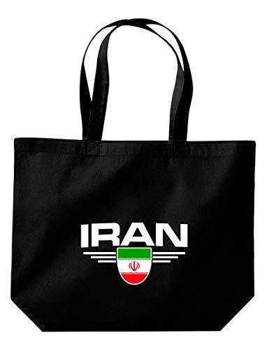 Países Escudo Shirtstown De Grande Negro Bolsa Land Compras Irán qdxxX0Erw