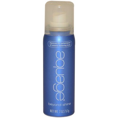 Beyond Shine Unisex Spray by Aquage, 2 Ounce (Shine Reflective Spray)