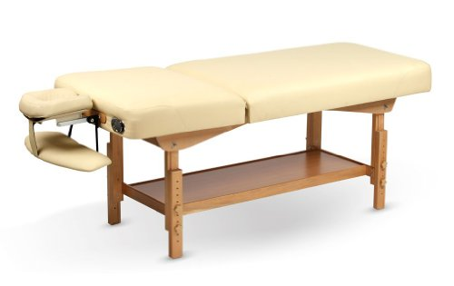 Classic Salon SPA Beauty Gym Body Work Therapy Therapy Professional Stationary Massage Table