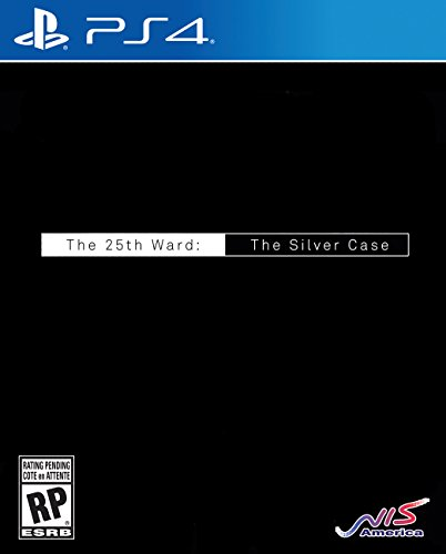 The 25th Ward: The Silver Case Standard Edition - PlayStation 4