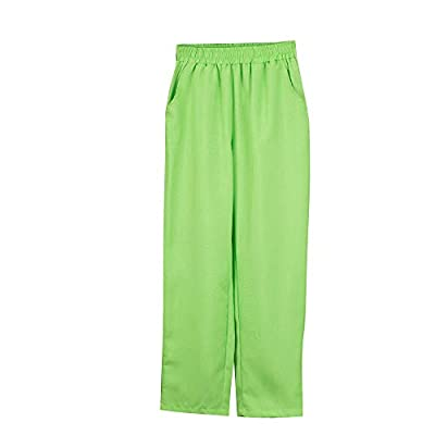 SMALLE ??? Clearance,Trousers for Women, Fashion High Waist Loose Comfortable Long Trousers Pants