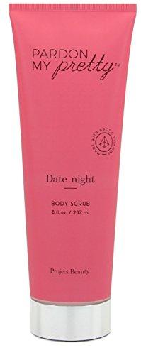Date Night Body Scrub with Arctic Vitamins by Pardon My Pretty, 8 ()