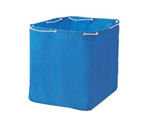 山崎産業(コンドル)0-9103-12リサイクルカート(Y-2自立式)用袋(青) B07BD2X7GG