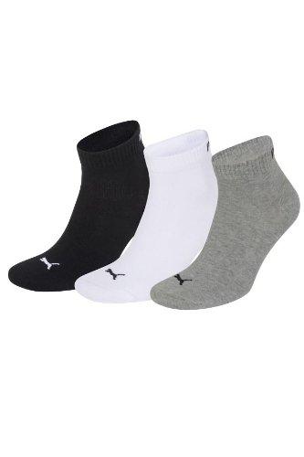 Puma 251015 - Calcetines de deporte para hombre colorido