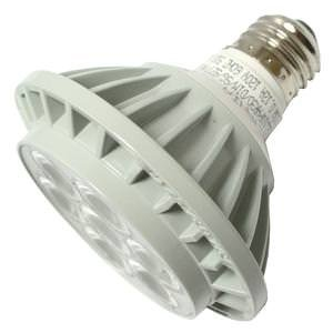 Sylvania 78663 - LED10PAR30/DIM/SG/827/NFL25 PAR30 Flood LED Light Bulb