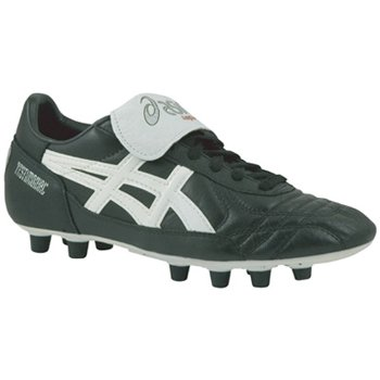 Football Shoes ASICS TESTIMONIAL LIGHT NR Black/White EU 37,5 US 4,5 COD. SLP345.9001