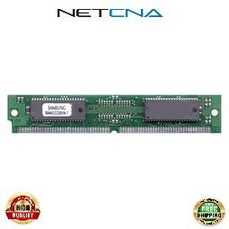 MEM1600-4D 4MB Cisco Systems 1600 Router 3rd Party Memory Module 100% Compatible memory by NETCNA (Router 3rd Party Module)