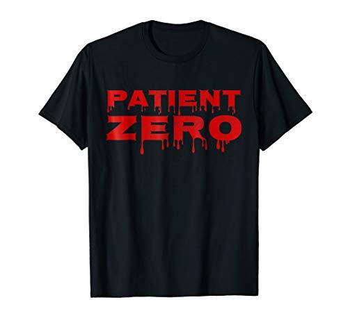 Zombie Apocalypse Tshirt Patient Zero Halloween Blood for $<!--$12.87-->