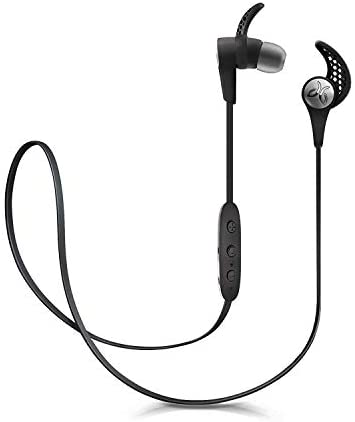 Jaybird X3 Sport Sweatproof Water Resistant in Ear Headphones Wireless Bluetooth Earbuds for Sports – Black Renewed