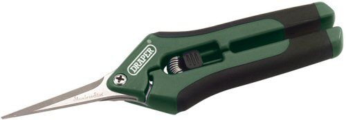 Draper 165 mm Soft-Grip Precision Straight Pruning Secateurs