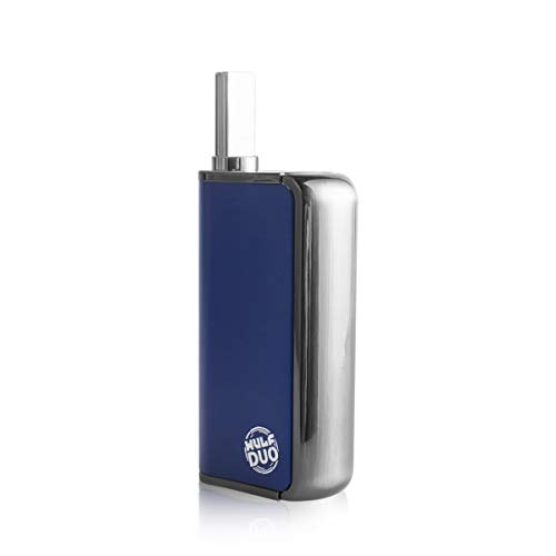Wulf Mods Duo 4-Temp 2-in-1 Portable Cartridge Battery Device (Blue)