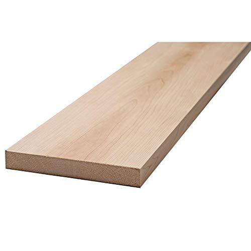 1 Maple Board Measuring 3/4