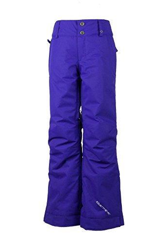Obermeyer Kids Girl's Lea Pants (Little Kids/Big Kids) Purple Reign Pants XL (18 Big Kids) by Obermeyer