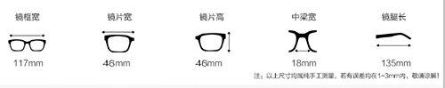 productos marco marco Gold gafas azul contra reborde plata plano radiaciones Frame acabados gafas redondas gafas KOMNY TV color anti ligero las equipo y de qtBBTwFH