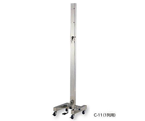 ナビス(アズワン)0-1150-03ブラシ消毒器C-111列用スタンド B07BD36PHK